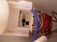 Lodówka Electrolux ERD2743 regulacja termostatu