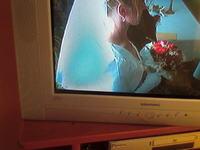 Grundig ST-F 72-1010/7 TEXT - plamy na ekranie