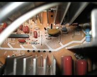"TV Panasonic 29"" (TX-29AD70F/P) -obraz zwężony do paska"