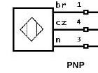 Symbol graficzny czujnika indukcyjneg - jaki?