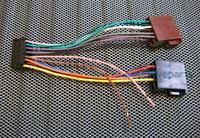 Podłączenie radia PLU2