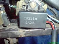 Motor cagiva w8 125 brak iskry