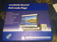 """ST-700 1-din 7"""" DVD,TV,MP3, problem z podlaczeniem ante"""