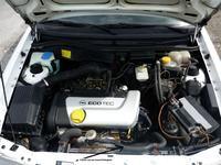 Astra X14XE i gasnacy silnik.