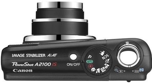 Sprzedam] Canon Power Shot A2100 IS 12MPix Nowy Gwarancja