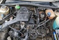 """VW Golf II """"info"""" na temat tego silnika"""