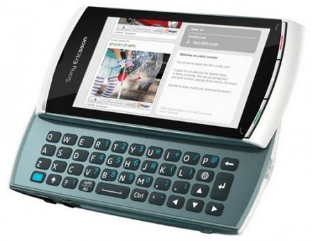 [MWC 2010] Nowosci od Ericssona, Vivaz pro, Xperia X10 mini