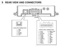 Mazda 6 - Monitor od navi i dvd samochodowe