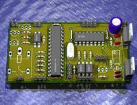 Prośba o ocenę schematu i pomoc w zaprojektowaniu PCB