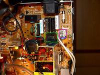 Samsung SM 795MB spalony bezpiecznik - jaka przyczyna ???
