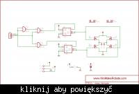 [Mostek H][2x IR2184] [4x IRF44N] Regul. obrotów i kierunku.