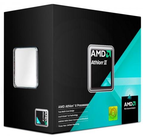 Osiem tanich i energooszczędnych procesorów AMD Athlon II
