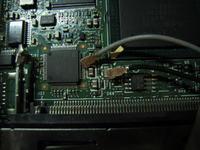 IBM ThinkPad R50p - brak podświetlenia matrycy