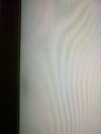 Plamy na matrycy TV LCD , jak powstały i czy można usunąć ?