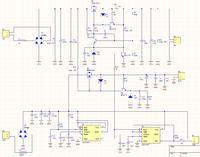 Wzmacniacz lampowy EL84, ECC83 push-pull