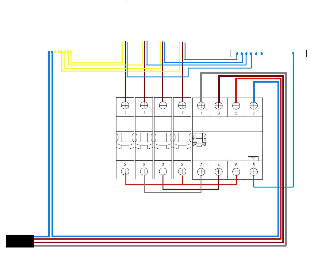 Schemat Instalacji Elektrycznej Elektrodapl