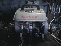 Agregat Einhell brak mocy i napięcia