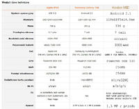 Tanie tablety 7 cali, Coby Kyros MID7015 i MID7005