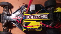 RC Car Buggy 1:10 samoróbka