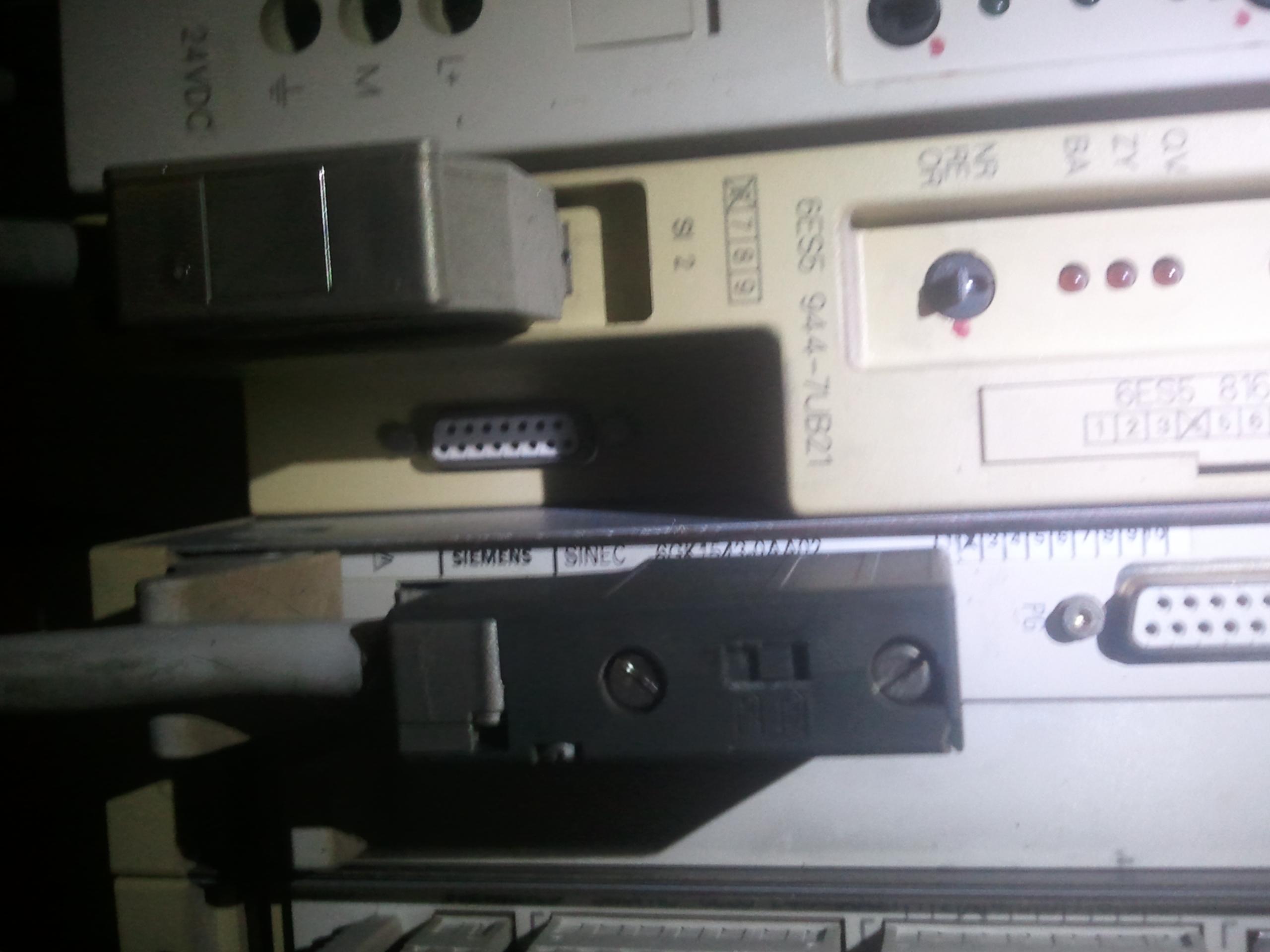 Siemens S5 - Komunikacja ze sterownikiem