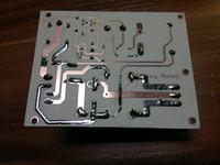 Soft start transformatora + filtr sieciowy do zasilacza.