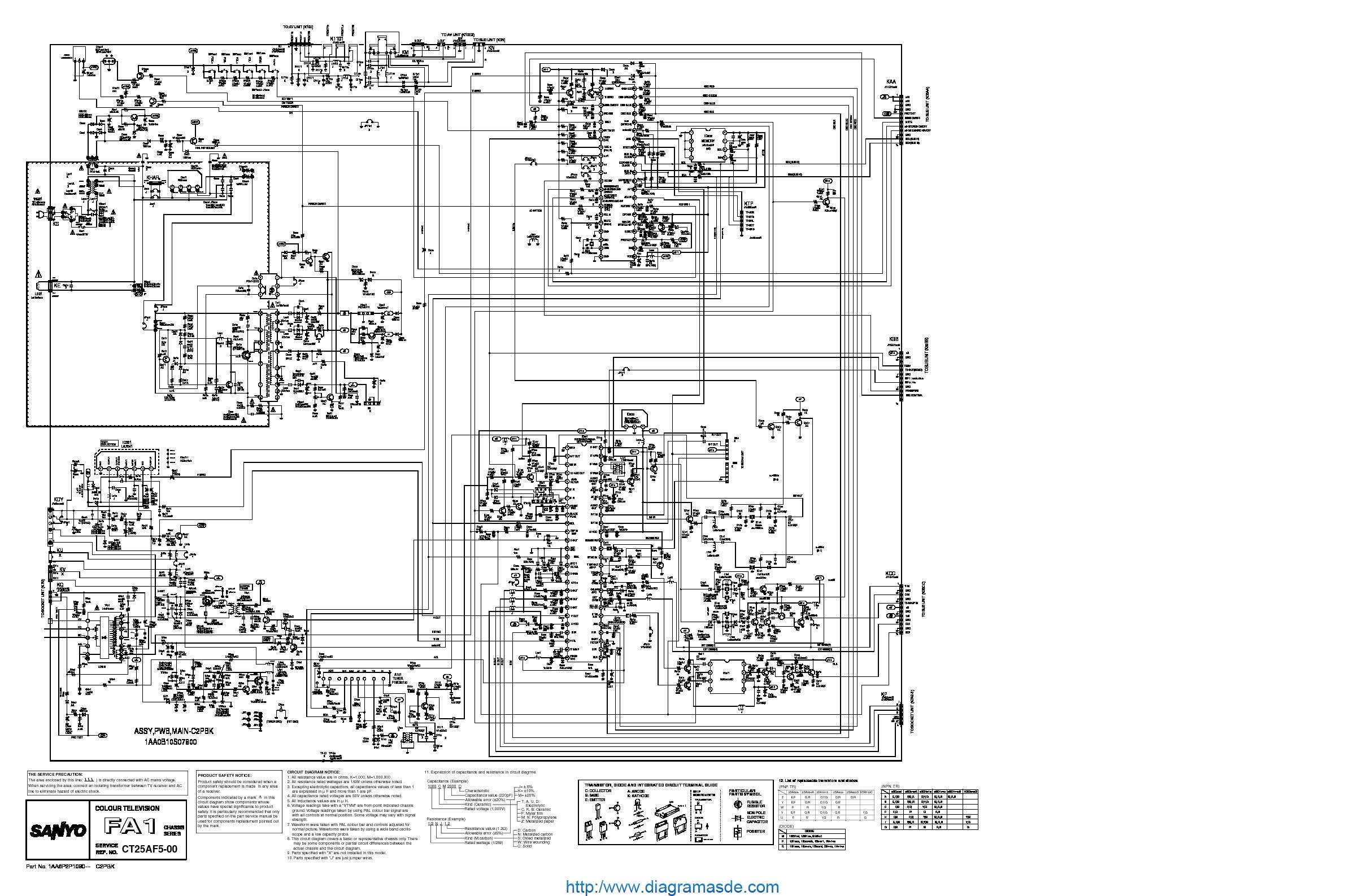 walkie talkie schemat filtr elektrodapl