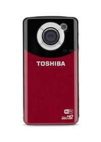 Toshiba Camileo AIR10 - kieszonkowa kamera Full HD z Wi-Fi