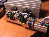 Wzmacniacz stereo 2xTDA2005, wzbudza si�, zbyt du�a czu�o��
