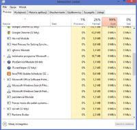 Samsung NP270e5v - bardzo się zacina, SSD działa na 100%