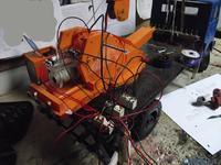 Automatyczne sterowanie silnikiem 12v lewo prawo