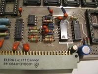 CA80, MIK64, CA69 - Strona pamiątkowa