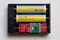 AAduino - zgodna z Arduino płytka rozwojowa o wymiarach baterii AA