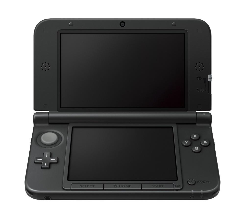 Nintendo 3DS XL - nowej generacji przeno�na konsola z ekranem stereoskopowym