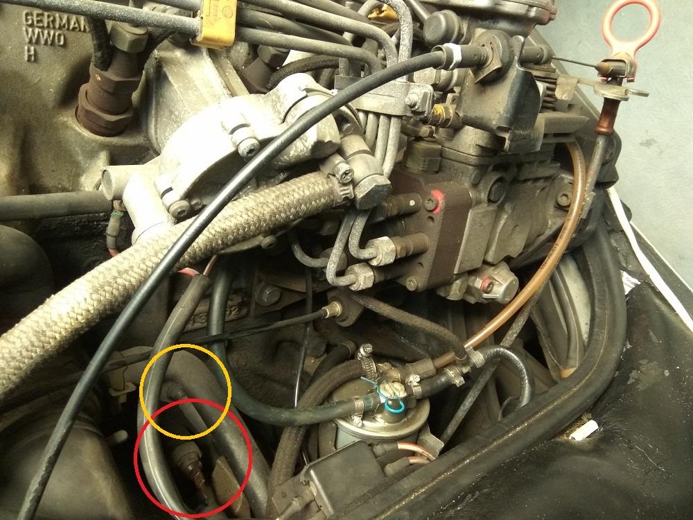 93 Vw Lt 31 2 4 Td Zapala Się Kontrolka Ciśnienia Oleju