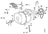Pralka Electrolux EW 1110T - Jak wymienić łożyska w pralce ?
