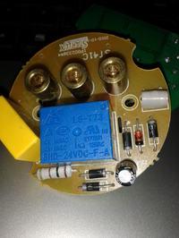 Zmiana przekaźnika na tyrystor / czujnik ruchu ze zmierzchem