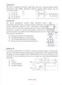 Egzamin zawodowy technik elektryk czerwiec 2013