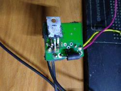Makita Controller, BSS611 620259-9