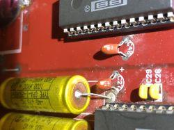 AUDIO NOTE DAC 1 wymiana kondensatorów - szum