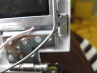 fujitsu a1645 problem z podświetleniem matrycy