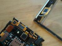 LG Swift L7 - K�opot z dotykiem (wymiana )