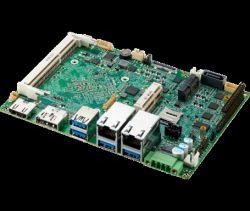 """Saber-AL-3500 - jednopłytkowy komputer 3.5\"""" z Celeron N3350, M.2, GPIO"""