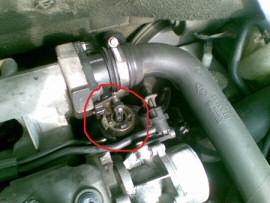 Problem z silnikiem Renault Laguna 2 1,9 dCi