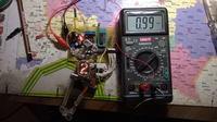 Tester lamp NIXIE różnego typu oraz układów 74141 (K155ID1).