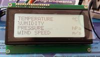LCD 4x20 błąd w kodzie druga linia