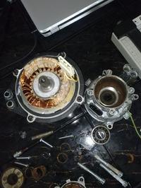 [Sprzedam] Silnik do myjki Karcher K5.700 + inne cz�ci.