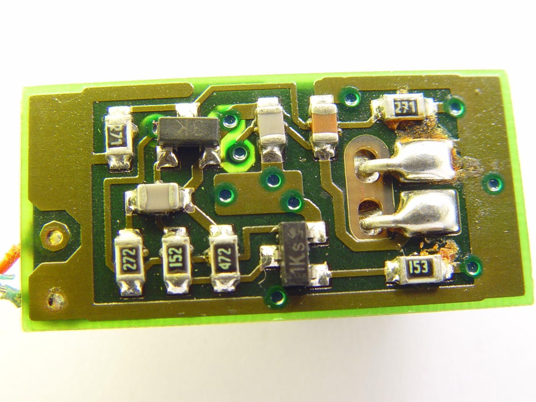 Becker Indianapolis Pro BE7950 - mikrofon wbud. zestawu g�o�nom�wi�cego