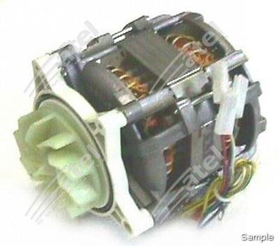 ardo LS 9212 - z silnika pompy obiegowej (typ: 21763019) przecieka woda