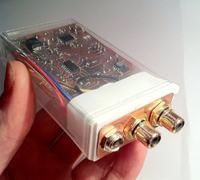 Generator impulsów synchronizacji koloru i przełącznik wideo dla chińskiego DVR