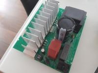 Bosch WAS 24462PL - Padnięty inwerter moduł silnika WAS 24462 PL błąd F57